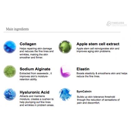 TTM Apple Stem Cell Collagen Bio Cellulose Mask (3 Sheets)